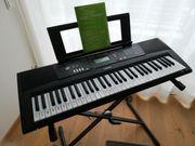 Yamaha EZ-220 Leuchttastenkeyboard inkl Keyboardständer