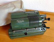Triumphator DDR Rechenmaschine 50iger Jahre