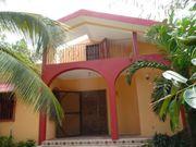 großes Ferienhaus auf Yucatan Playa