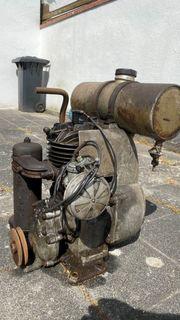 Benzin Motor Fichtel Sachs 2250