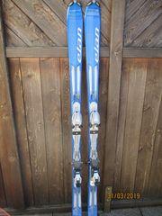 Ski von ELAN Skischuhe von