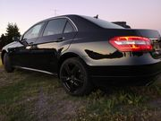Mercedes E350 CDI A-Edition BlueEfficiency