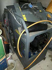 Kompressor Schneider MAS500-10-60D Defekt