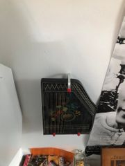 Zither antik spielbar