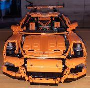Klemmbausteine Porsche 911 GT3 RS