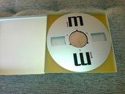 Maxell Metall Leerspule mit original