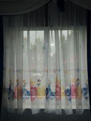 Disneygardine für Kinderzimmer