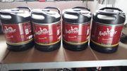4 Bierfässer für die Philips