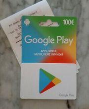 GooglePlay 100
