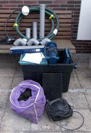 Gartenteich Filter - Durchlauffilter