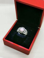 Ring zart rosa Patina 18