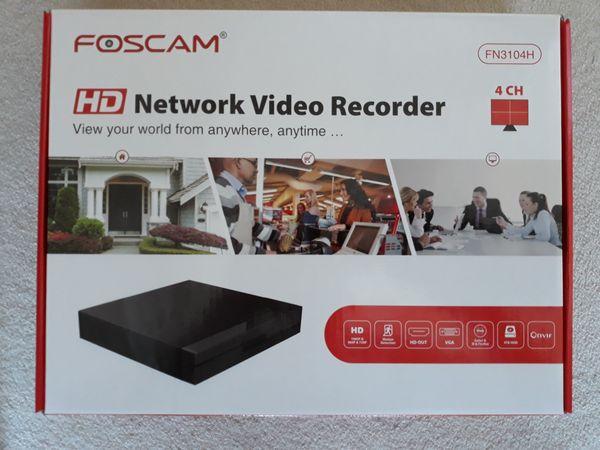 Foscam Kamera Rekorder FN3104H