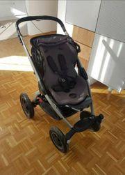 Kinderwagen 3 in 1 Maxi