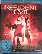 Resident Evil Horrorthriller blueray