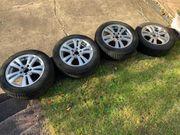 4 Winterkompletträder f Mercedes A-