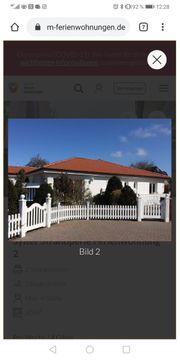 1 Woche Sylt Ferienhaus Westerland