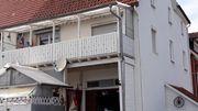 Älteres gemütliches Einfamilienhaus auf der