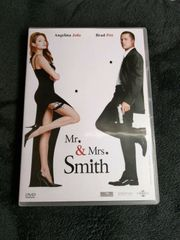 DVD Mr Mrs Smith