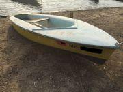 Ruderboot Angelboot Boot Segelboot Angelkahn