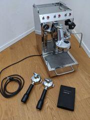 Siebträger Espresso Kaffee Maschine