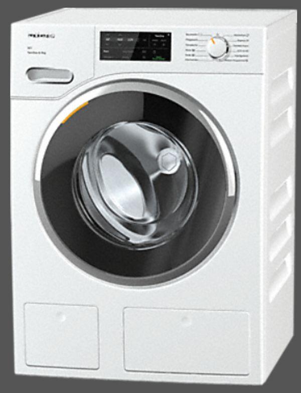 Neue MIELE Waschmaschine mieten bei