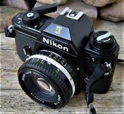 NIKON EM 24x36 mm Kleinbildkamera