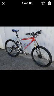 Mountainbike 26zoll Toppreis 660EUR Wegen