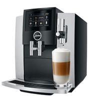 Jura S8 silber Kaffeemaschine Vorführgerät