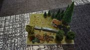 Diorama Eisenbahnwelt
