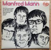 MANFRED MANN Vinyl-LP Schallplatte von