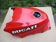 Ducati Paso 907ie Tank 750 -