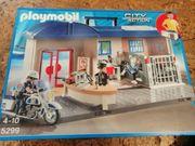 Playmobil 5299 Mitnahme Polizei Station