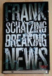 NEU - Buch Breaking News von
