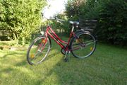 City Fahrrad Damen Fahrrad Hercules