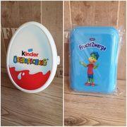 Brotdose Brotbüchse Fruchtzwerge Kinder Überraschung
