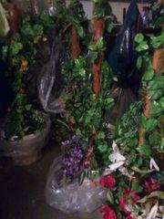Kunstplflanzen Pflanzen im Topf groß