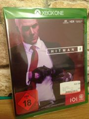 Hitman 2 Xbox one neu