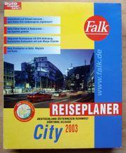Falk Reiseplaner City Deutschland Österreich