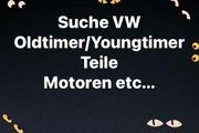 Suche VW Oldtimer Youngtimer Teile