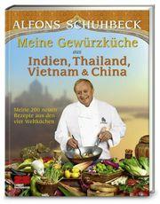 Meine Gewürzküche aus Indien Thailand