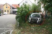 VW POLO 6N KAROSSERIE ausgeschlachtet