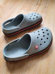 Crocs Grau Grösse 37