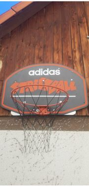 Basketballkorb Wandbefestigung