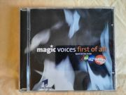 Musik CD Magic Voices - First