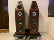 Genesis 500 Highend teilaktiv Lautsprecher