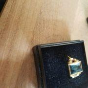 Damen Ring 585er gelbgold mit