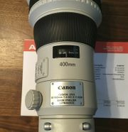 Canon EF 400mm f 4