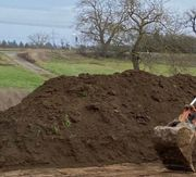 Mutterboden Muttererde Erde Erdaushub