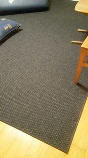 Teppich dunkelblau