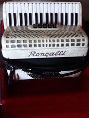 Hochwertiges Akkordeon von Roncalli